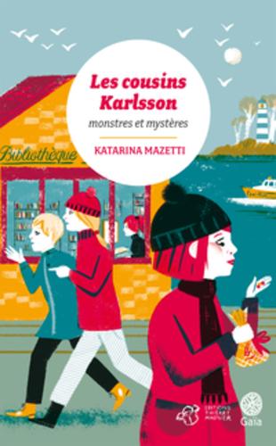 """Afficher """"Les cousins Karlsson Tome 4 - Monstres et mystères"""""""